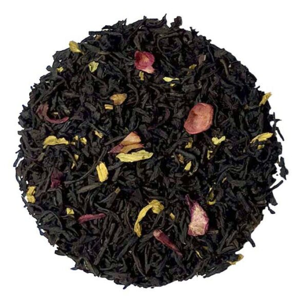 Zwarte thee mengelingen