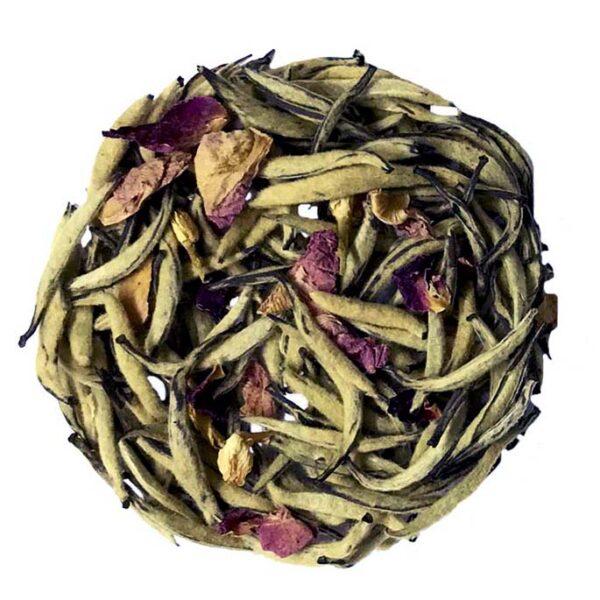 Witte thee mengelingen